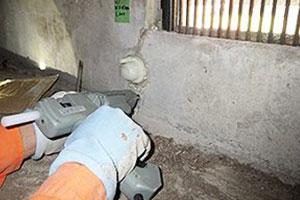 床下環境改善の基礎改修 住宅の基礎から改修